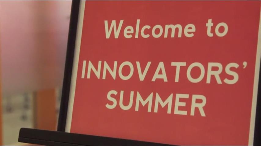 INNOVATORS' SUMMERの様子