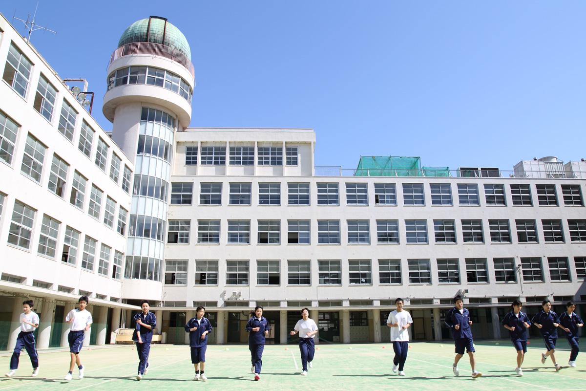 上宮中学校・高等学校