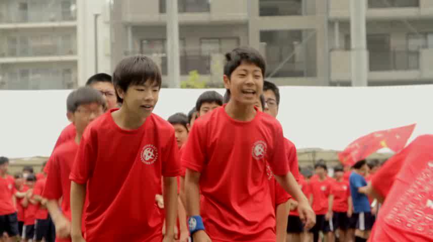 体育祭movie