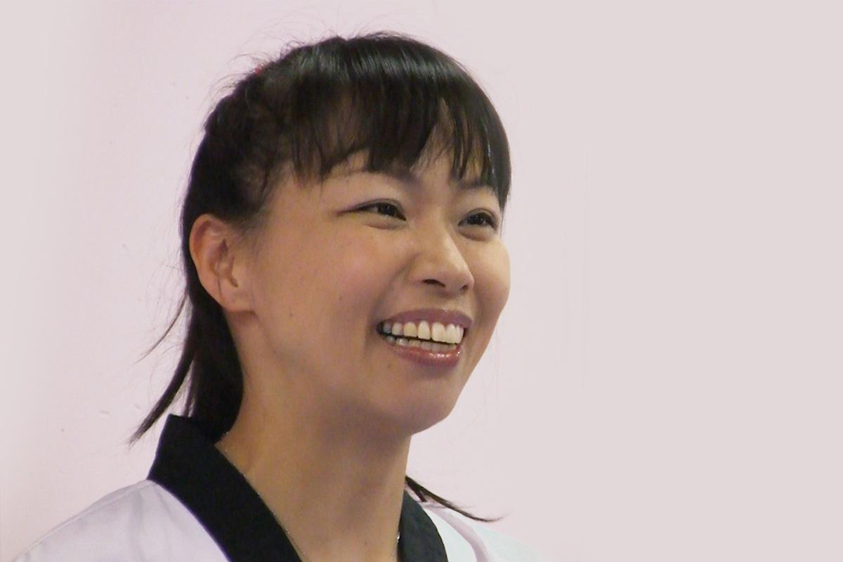 この人に聞く「無限の可能性を信じて…」  シドニーオリンピック銅メダリスト 岡本依子さん