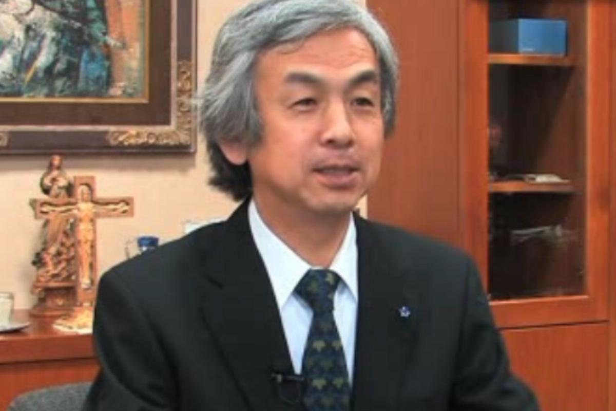 教育業界トップランナーインタビュー in 関西  洛星中学・高等学校 阿南孝也校長