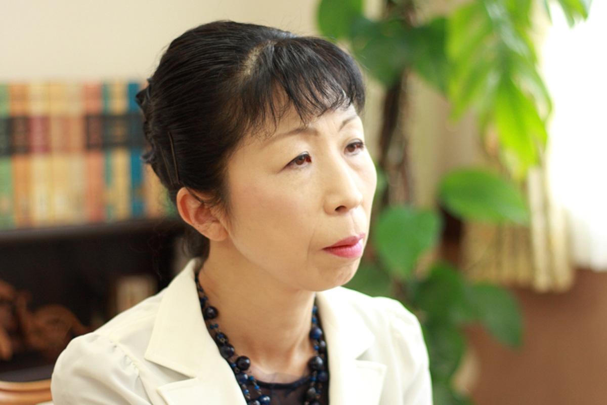 教育業界トップランナーインタビュー in 関西   神戸女学院中学部・高等学部部長 林真理子先生