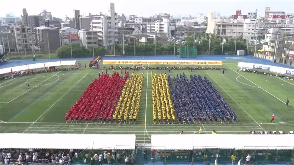 2017高校体育祭